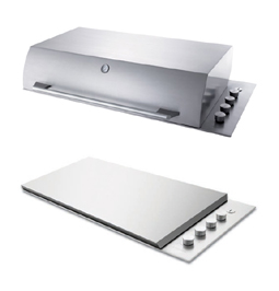 STAINLESS STEEL ELECTROLUX BAR B QUE GRILL