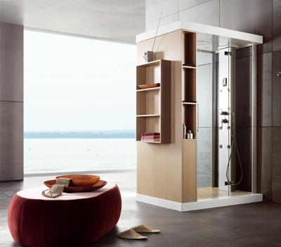 anthropos glass modern showers and shower cabins