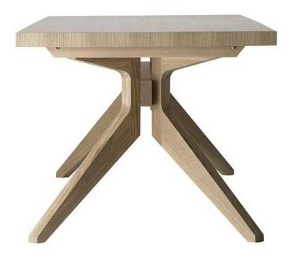 asian modern wood extension dining tables