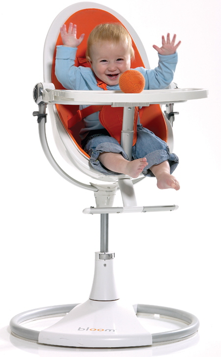 bloom classic high chair modern baby furniture