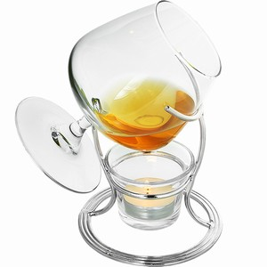 brandy and cognac warmer glasses and bar accessories