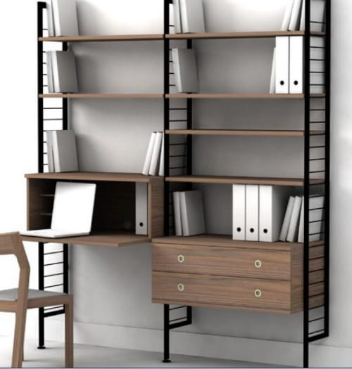 casefile home office desk and book shelf.jpg