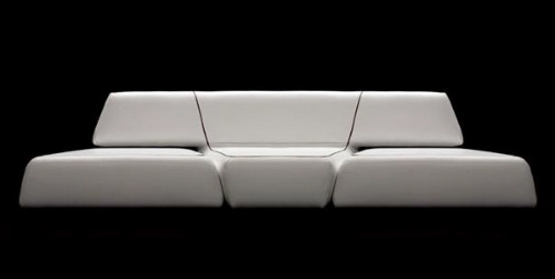 The Ultra Modern Cliff Sofa From