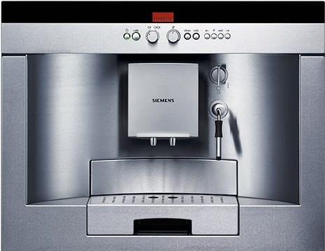 coffee makers siemens-built-in-professional