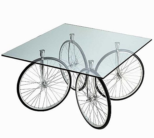 coffee table with wheels