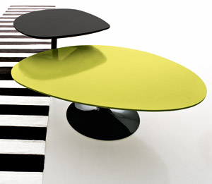 Cool Modern Coffee Tables from Compar of Italy