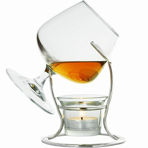 cognac and brandy warmers glasses and bar accessories