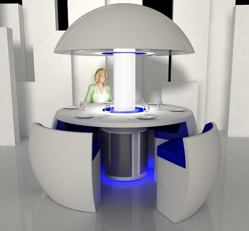 concept furniture futuristic home furnishings