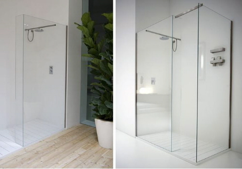 contemporary glass showers and modern bathroom antonio lupi