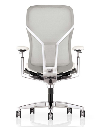 Allsteel Ergonomic Office Chairs offer Comfort and Design