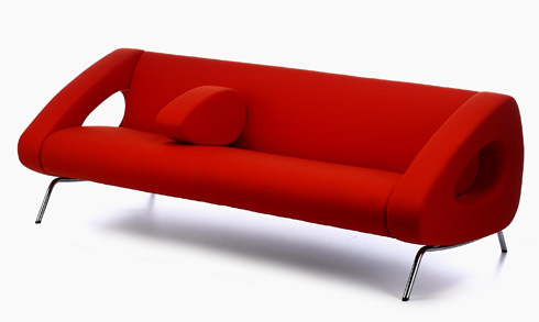 isobel contemporary sofa seating
