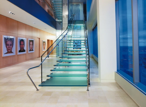 corporate lobby and office furniture