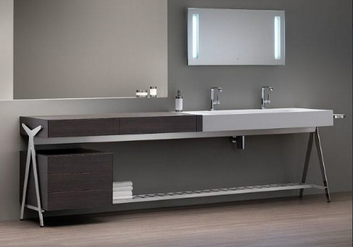 dedecker modern dressing tables and bathroom vanities