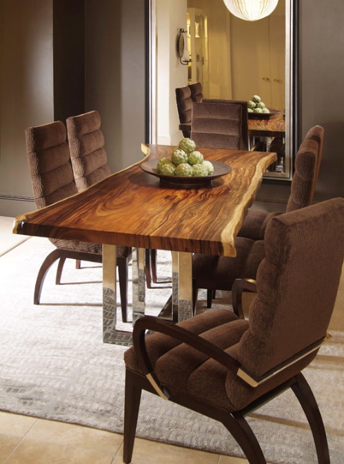 dining table solid wood century traditional furniture