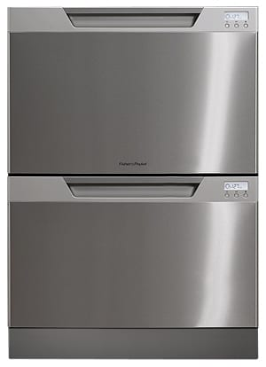 Double and Single Drawer Dishwashers from Fisher & Paykel