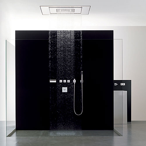 dornbracht rain shower modern bathroom fixtures