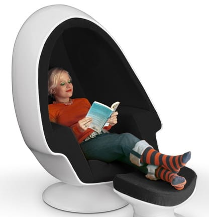 modPod Egg Chair from Inmod