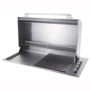 Electrolux EQBH100AS Integrated Barbecue Grill