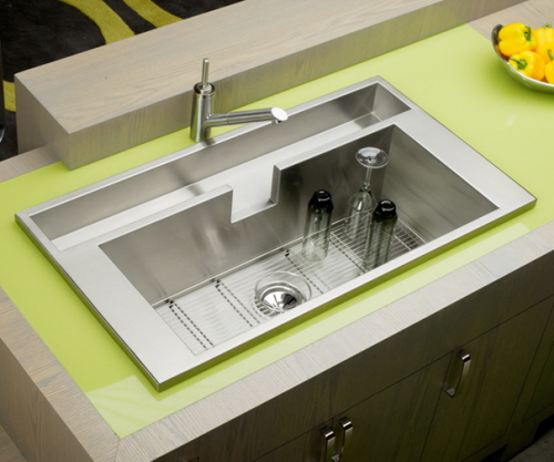 elkay avado modern stainless steel kitchen sinks
