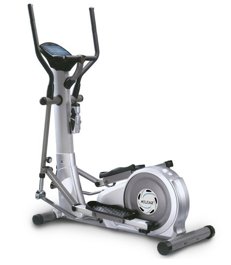 elliptrical trainer home gym and fitness equipment