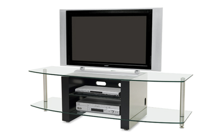 float glass top modern television stands
