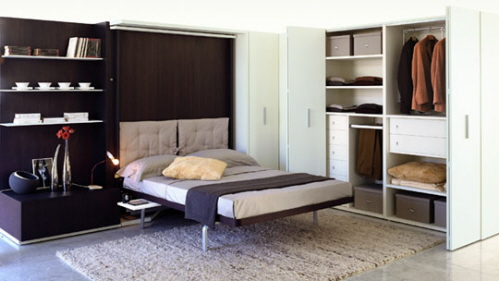 Hide Away Fold Out Beds from CLEI Furniture