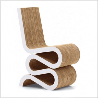 frank gehry wiggle chair cardboard furniture