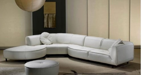 gamma international leather sofa sectional planet 5