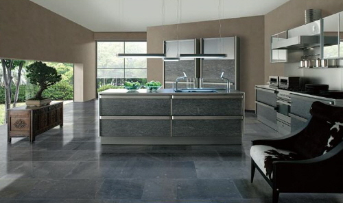 The Ultimate in Modern Kitchen Design from Toyo Kitchen of Japan
