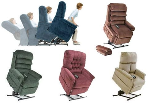 pride lift chairs and recliners