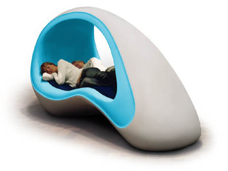 Napshell : The Ultimate Way to a Power Nap