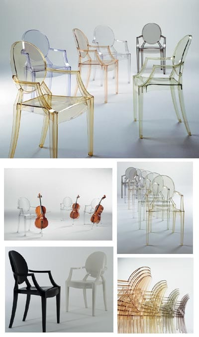 plastic dining chairs louis ghost