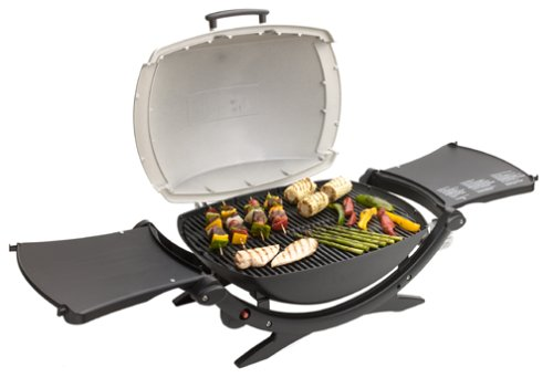 Weber Q-200 Portable Gas Barbeque Grill
